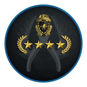 PRIME Gold Nova 1 – Gold Nova 3 With Loyalty Badge
