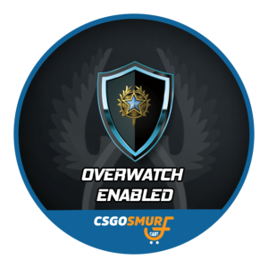 Overwatch Enabled Prime CSGO Smurf Account with 2020 Service Medal [Instant Delivery]